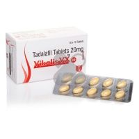 5 x Packs Vidalista - Vikalis 20mg (50 Tabletten)