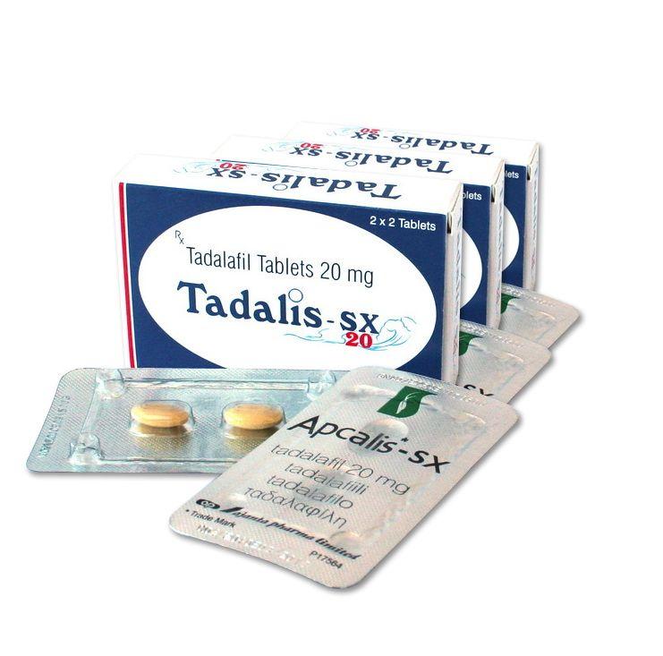 Tadalis Sx 20 Mg Ajanta Pharma