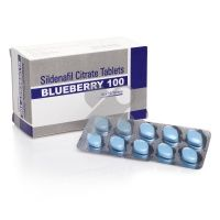 5 x bal. Blueberry - Sextreme 100mg (50 Tablet)